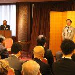 上田恵介・立教大学名誉教授に山階芳麿賞を贈呈しました/東日本地区賛助会員の集いを開催しました